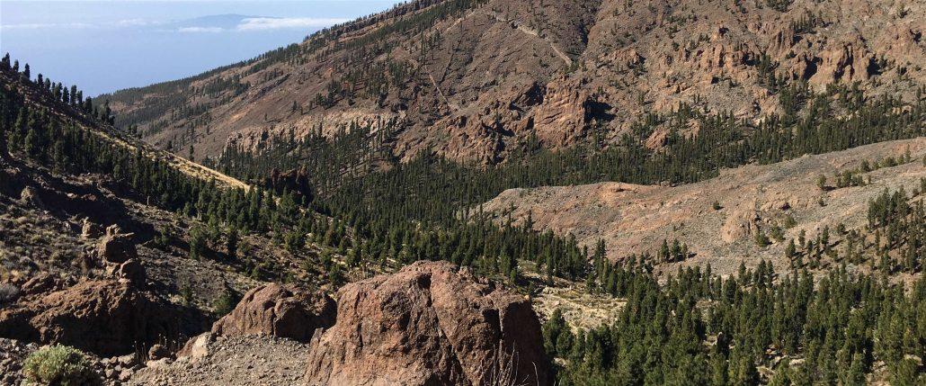 Panorama (Parque National del Teide)