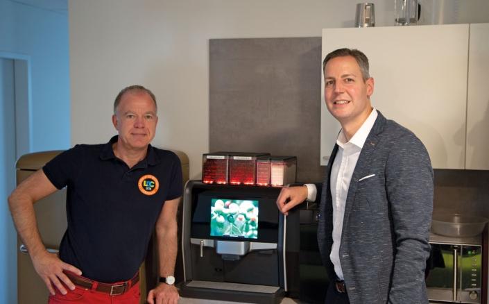 Burkhard Bensmann und Marc Beimforde, Foto: cp Group GmbH